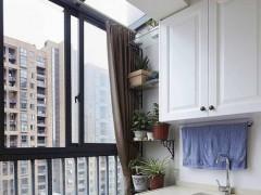 阳台吊柜三两问!阳台吊柜用什么材料好?