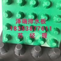 天津车库绿化滤水板%塘沽车库顶板排水板18353877611