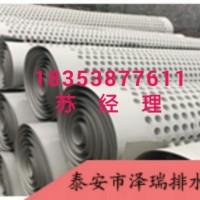 安徽车库蓄排水板厂家~合肥车库顶板疏水板供应