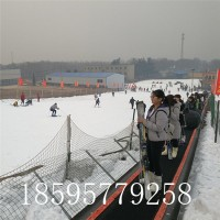 戏雪乐园滑雪魔毯输送设施 诺泰克滑雪魔毯生产厂家