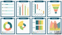 html5医院监管统计图表页面模板