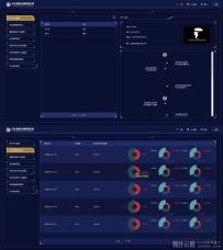 安全漏洞检测管理系统后台模板