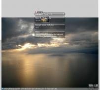 带声效的图片展示特效JS代码
