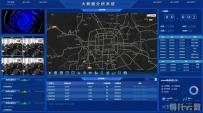 车辆管理大数据展示页面模板