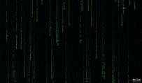 实现《黑客帝国》字母落地炫酷背景效果JS代码下载
